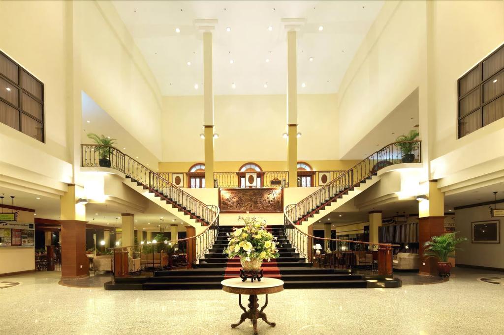 Tanjong Puteri Golf Resort - Malaysia, Johor Bahru