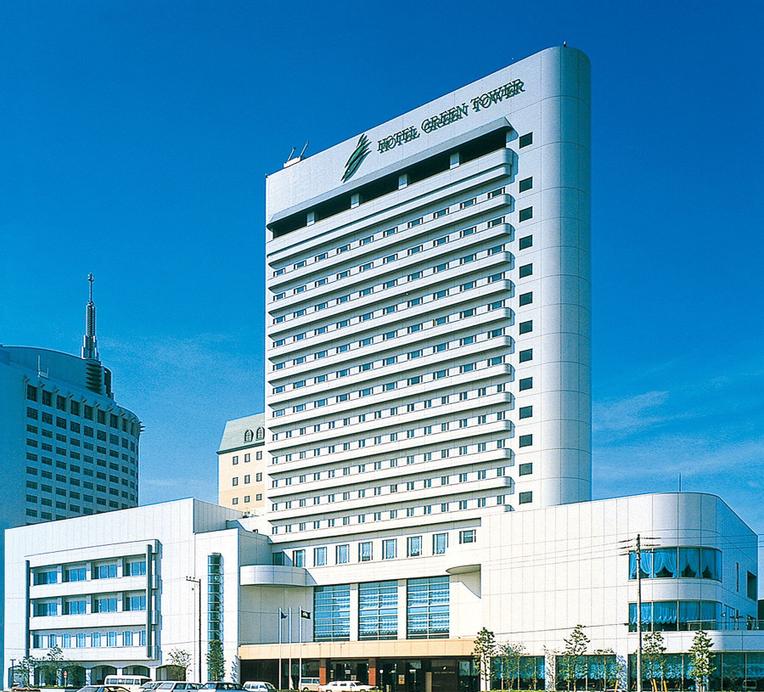 Hotel Green Tower Makuhari, Chiba