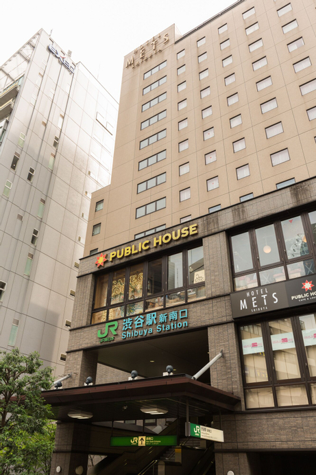 JR-EAST HOTEL METS SHIBUYA, Shibuya