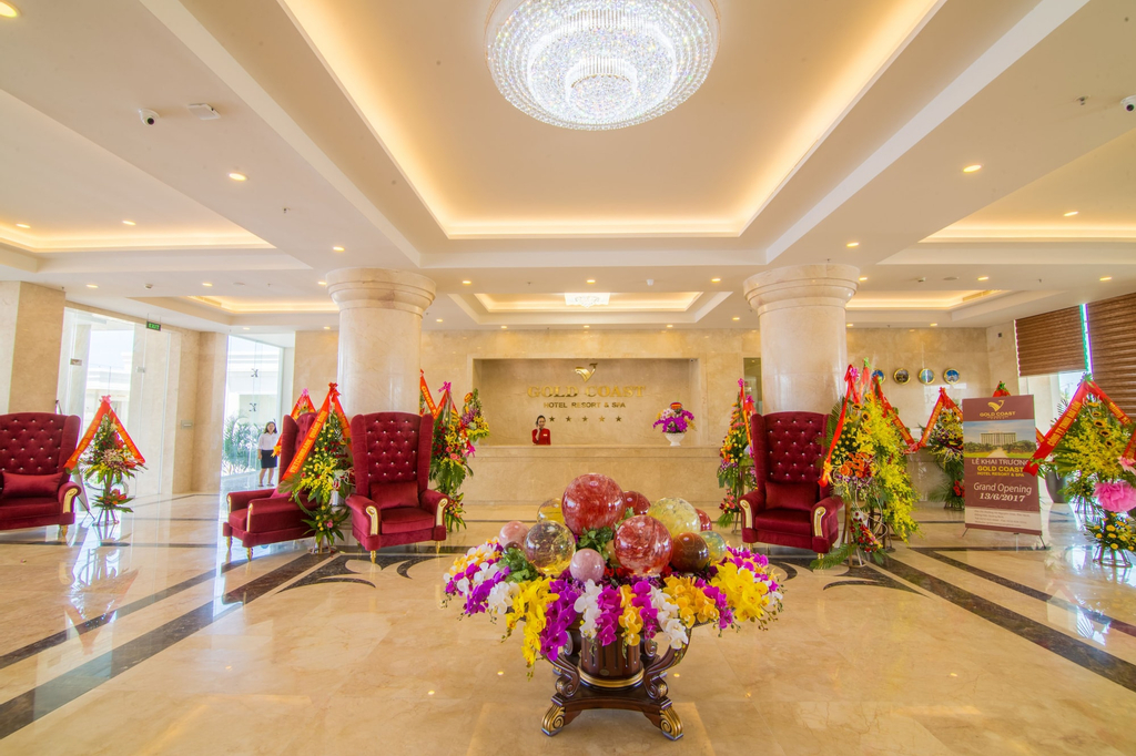Gold Coast Hotel Resort & Spa, Đồng Hới