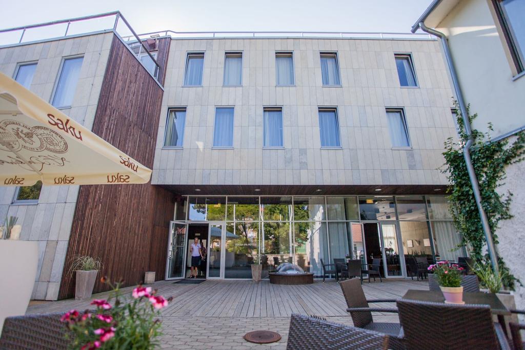 Johan Spa Hotel, Kuressaare
