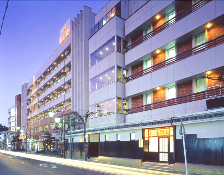 Hotel Marusansou, Chikuma