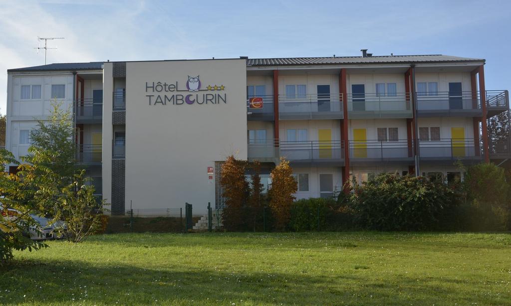 Hotel Tambourin, Marne
