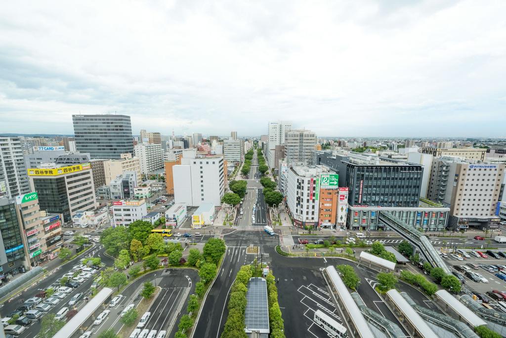 Hotel Metropolitan Sendai East, Sendai