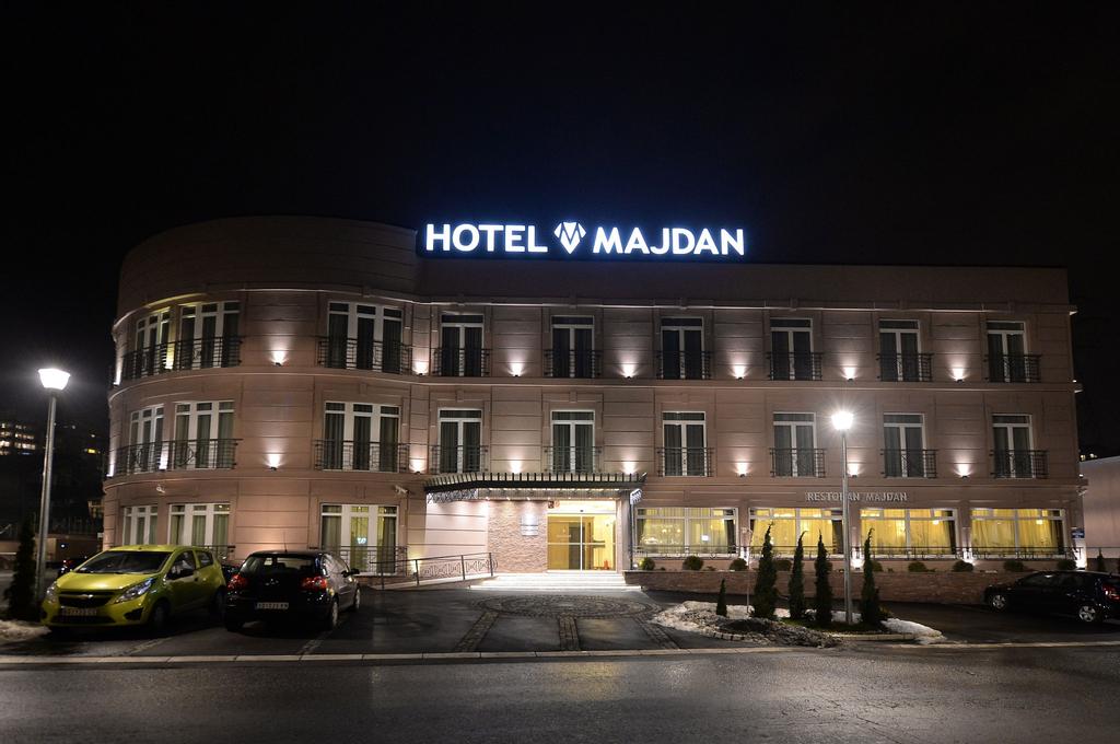 Hotel Majdan, Zvezdara