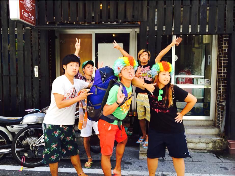 Guesthouse CamCam Okinawa - Hostel, Naha