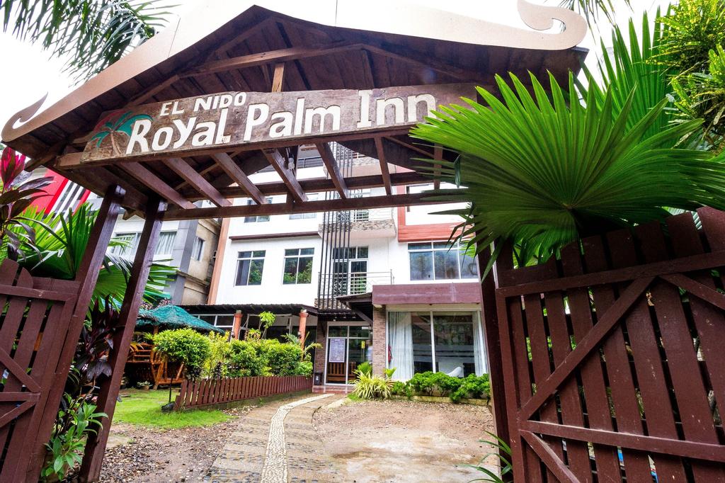 El Nido Royal Palm Inn, El Nido