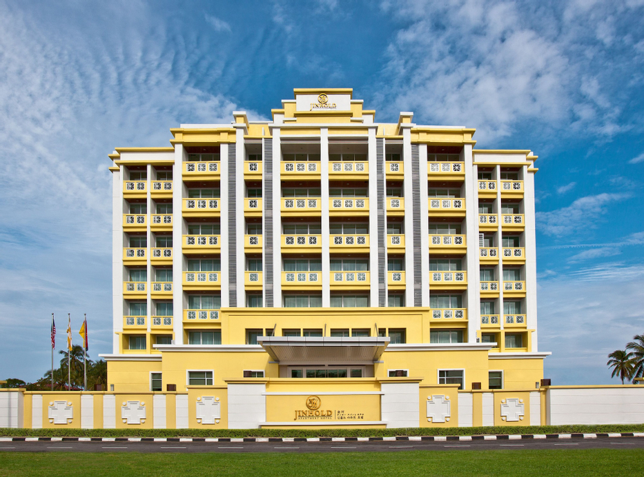 Jinhold Apartment Hotel Bintulu, Bintulu