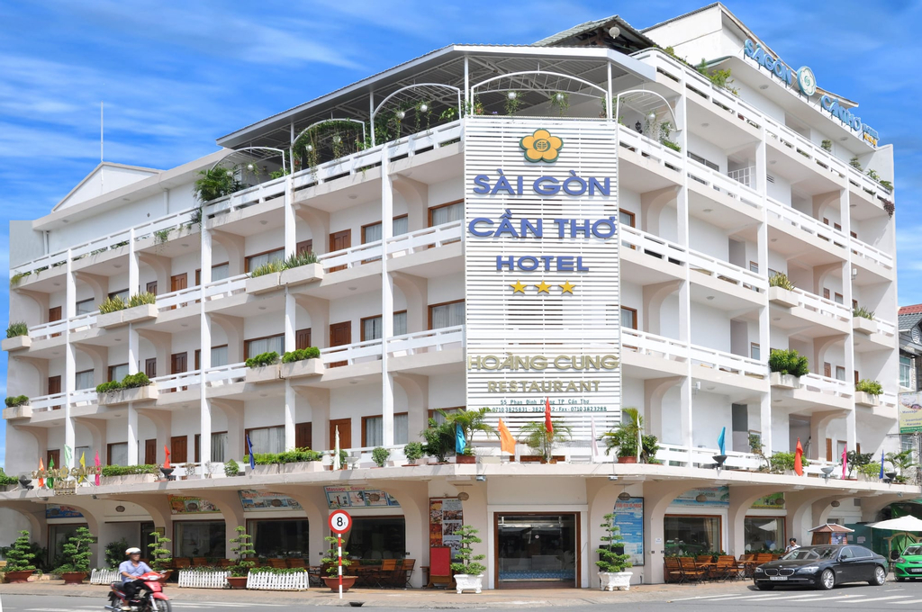 Saigon Can Tho Hotel, Ninh Kiều