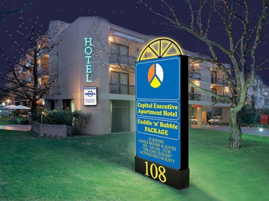 Capital Executive Apartment Hotel, Braddon