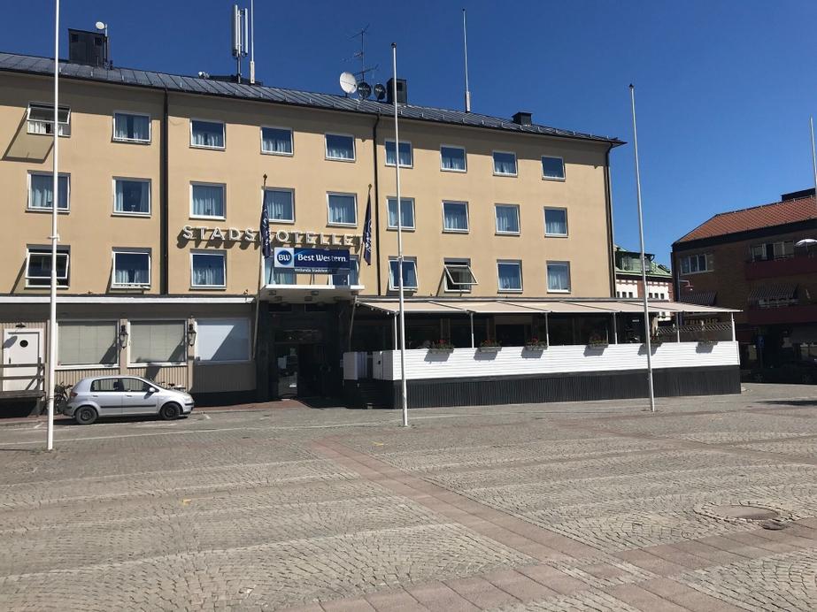 Best Western Vetlanda Stadshotell, Vetlanda