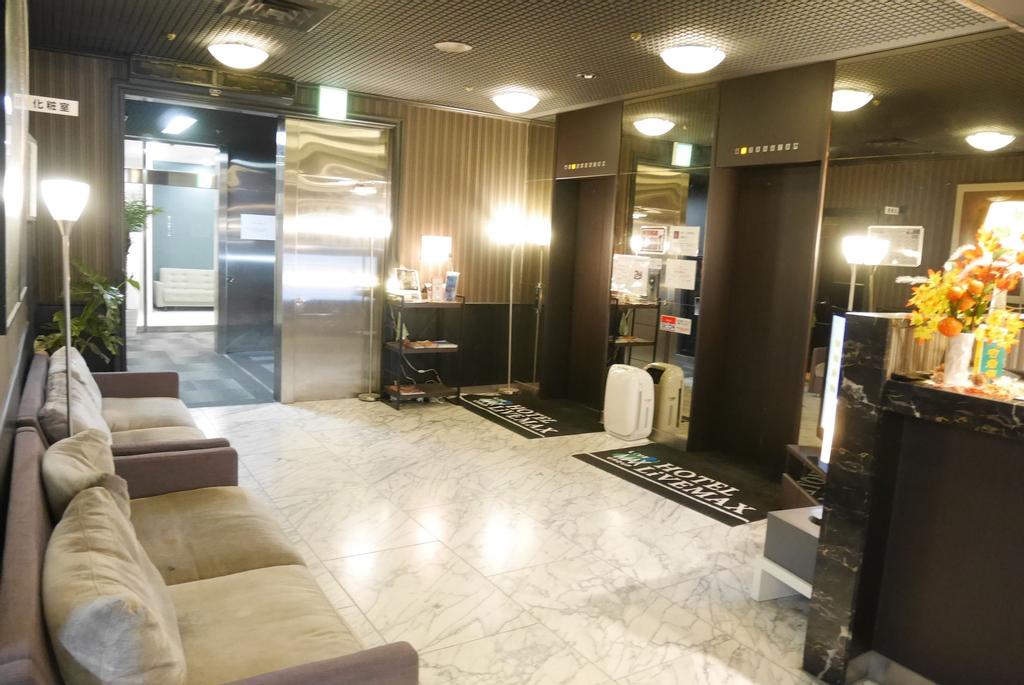 HOTEL LiVEMAX Yokohama-Kannai, Yokohama