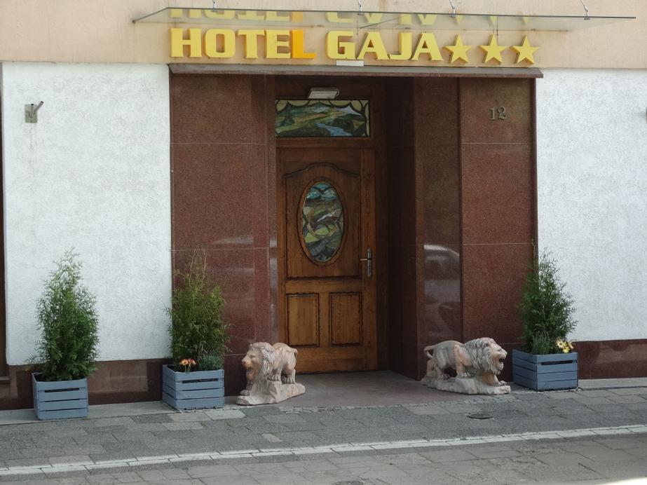 Hotel Gaja, Poznań City