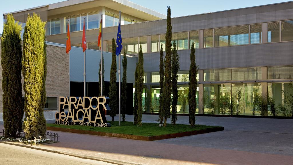 Parador De Alcala, Madrid