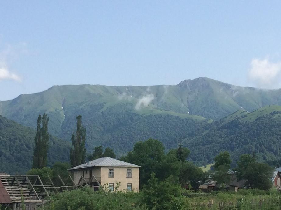 Mount view, Borjomi