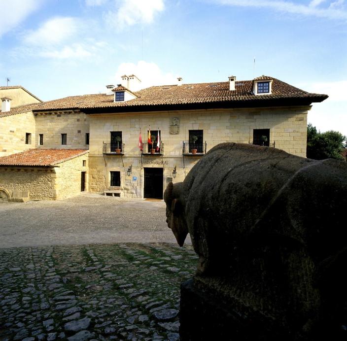 Parador De Santillana De Gil Blas, Cantabria