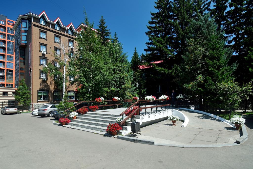 Hotel Zvezda, Irkutskiy rayon