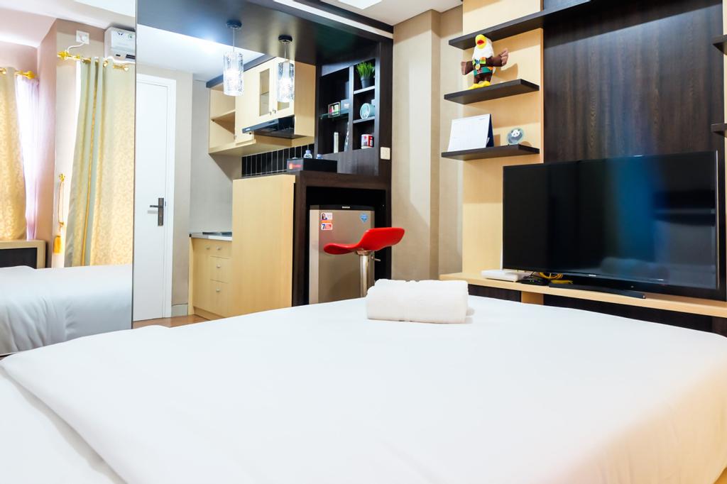 Fully Furnished Studio Poris 88 Apartment By Travelio, Tangerang