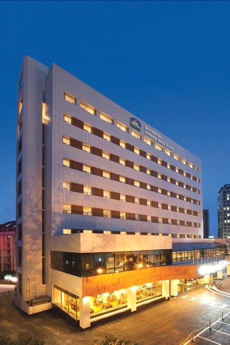 Best Western Incheon Royal Hotel, Bupyeong