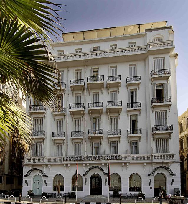 Windsor Palace Hotel, Al-Manshiyah