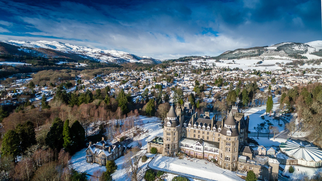 Atholl Palace Hotel, Perthshire and Kinross