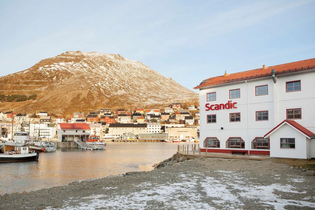 Scandic Bryggen, Nordkapp