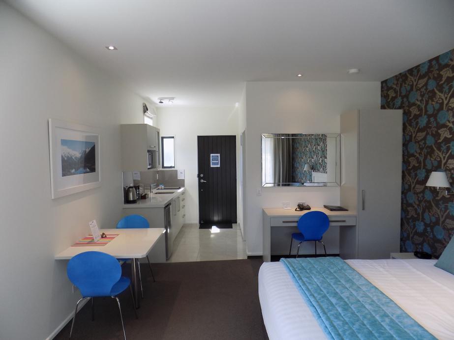 Aoraki Court Motel, Mackenzie