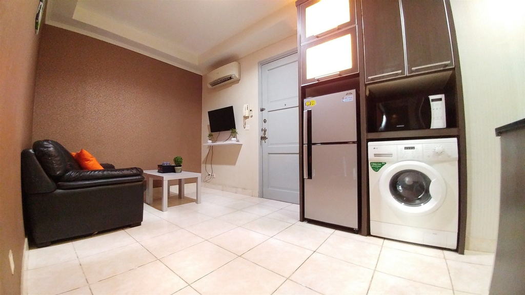 Penthouse Level Apartment At Mall Of Indonesia (MOI) Gading, North Jakarta