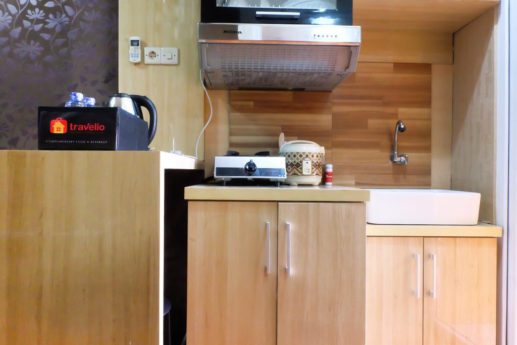 Best Location 2BR Green Pramuka Apartment By Travelio, Jakarta Pusat