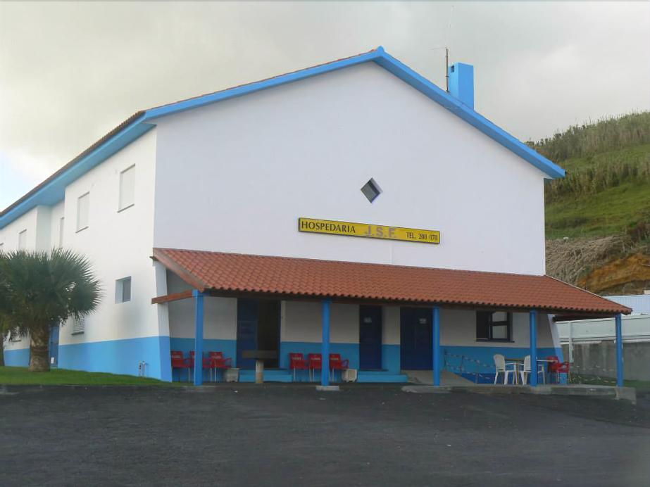 Hospedaria JSF, Horta