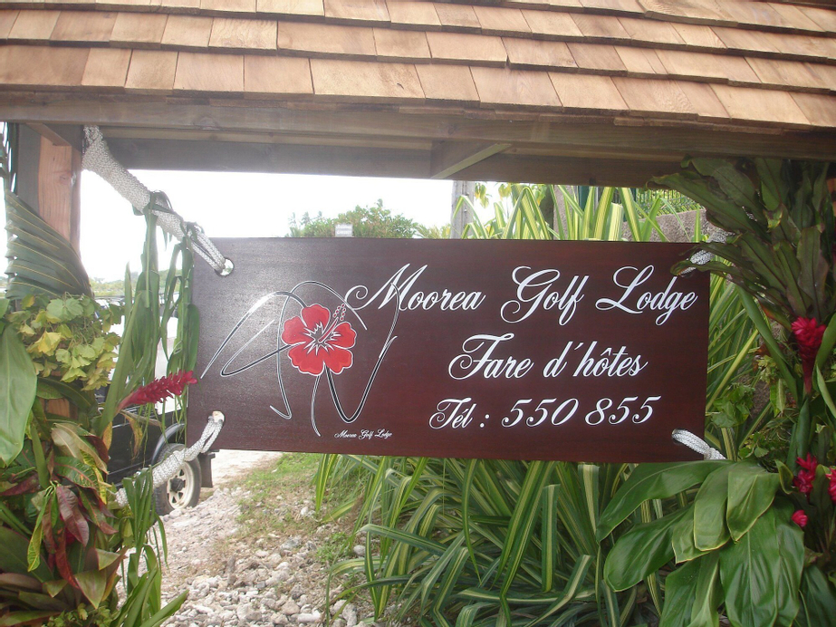Moorea Golf Lodge,