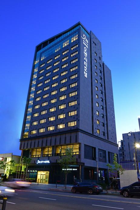 ON City Hotel, Cheonan