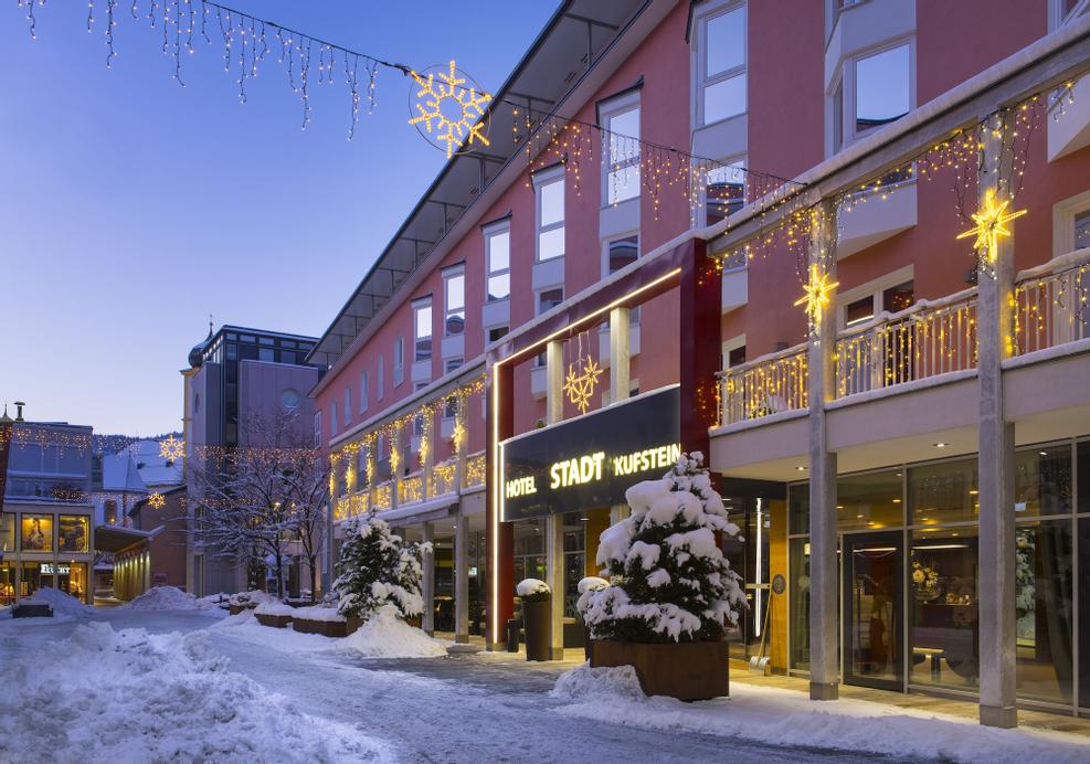 Hotel Stadt Kufstein, Kufstein