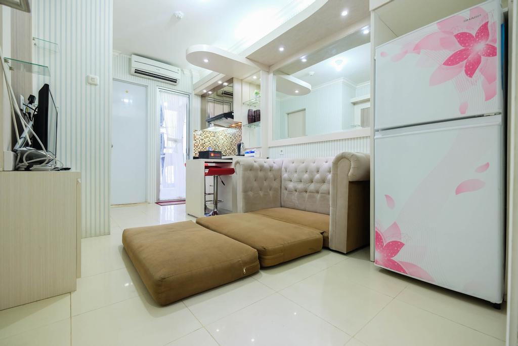 Comfy 2BR Bassura City Apartment near Bassura Mall By Travelio, Jakarta Timur
