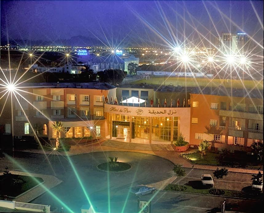 Hotel du Parc, Bab Bhar
