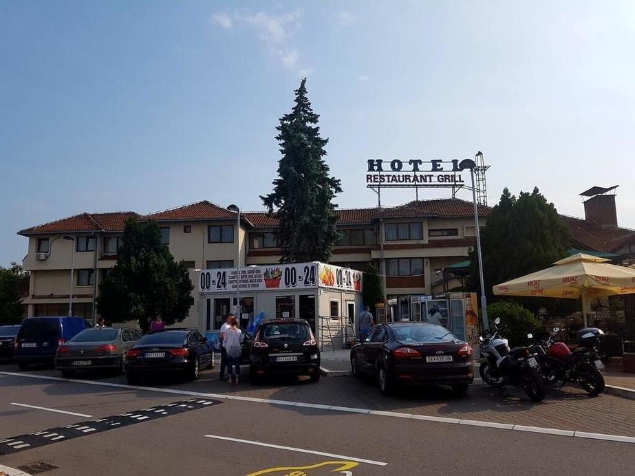 Hotel Balkan Highway, Velika Plana