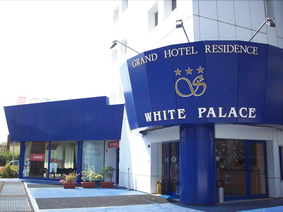 Hotel Residence White Palace, Ferrara