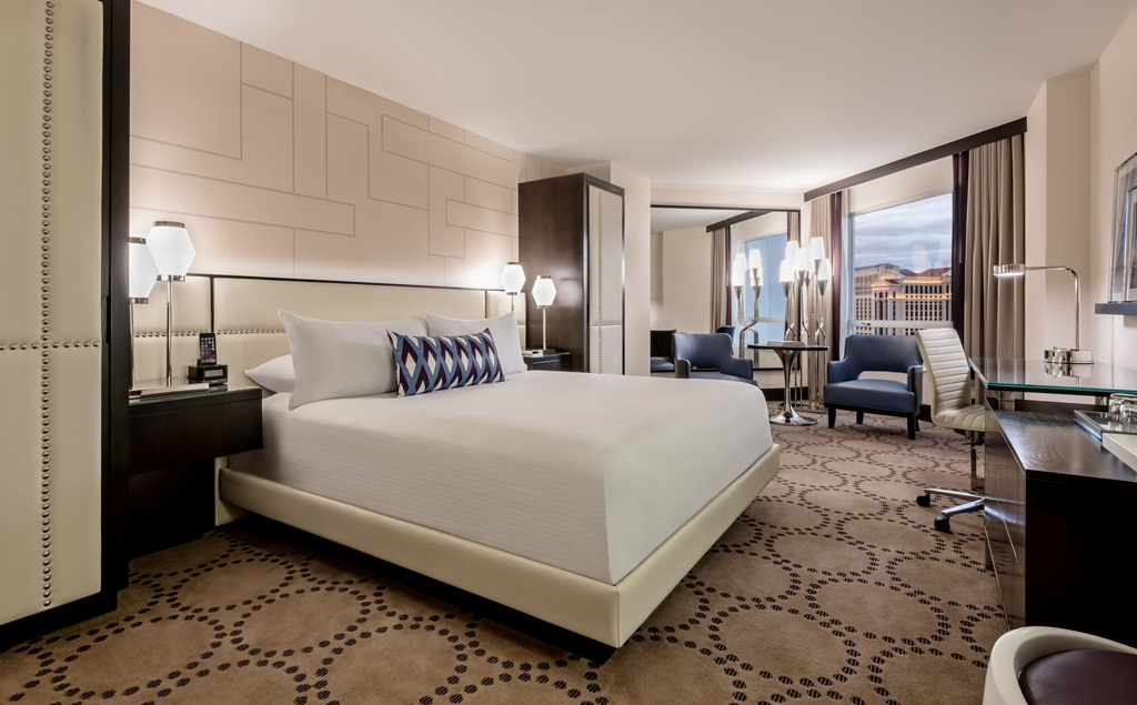 Harrah's Hotel and Casino Las Vegas, Clark