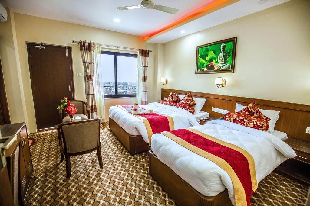 Hotel Avenue, Lumbini