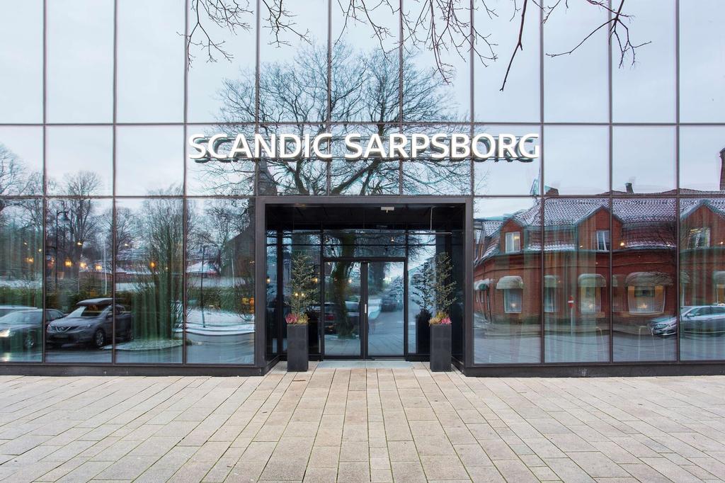 Scandic Sarpsborg, Sarpsborg