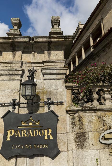 Parador de Pontevedra, Pontevedra