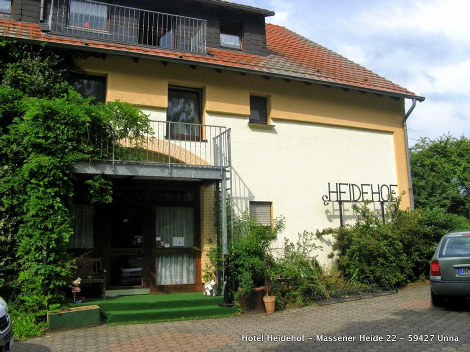 Hotel Heidehof, Unna