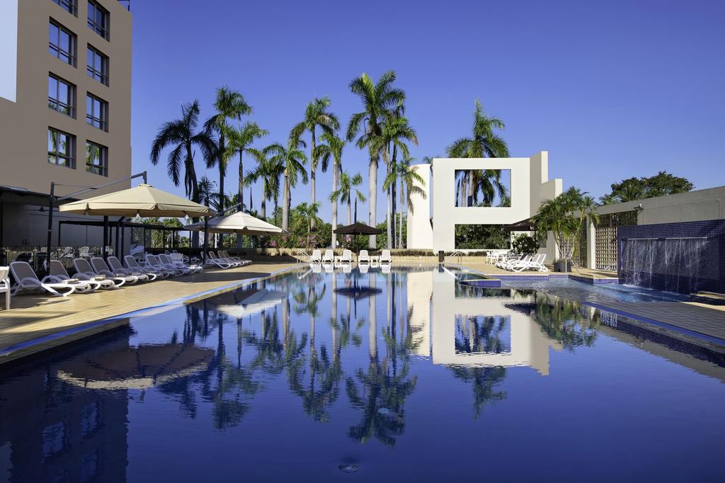 DoubleTree by Hilton Darwin Esplanade, City - Inner