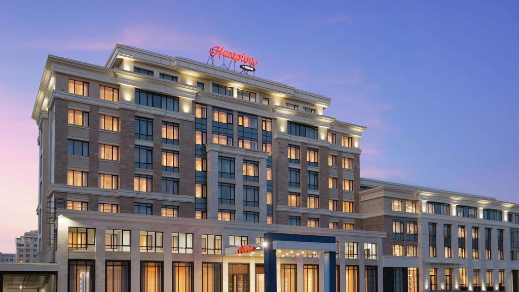 Hampton by Hilton Astana Triumphal Arch, Tselinogradskiy