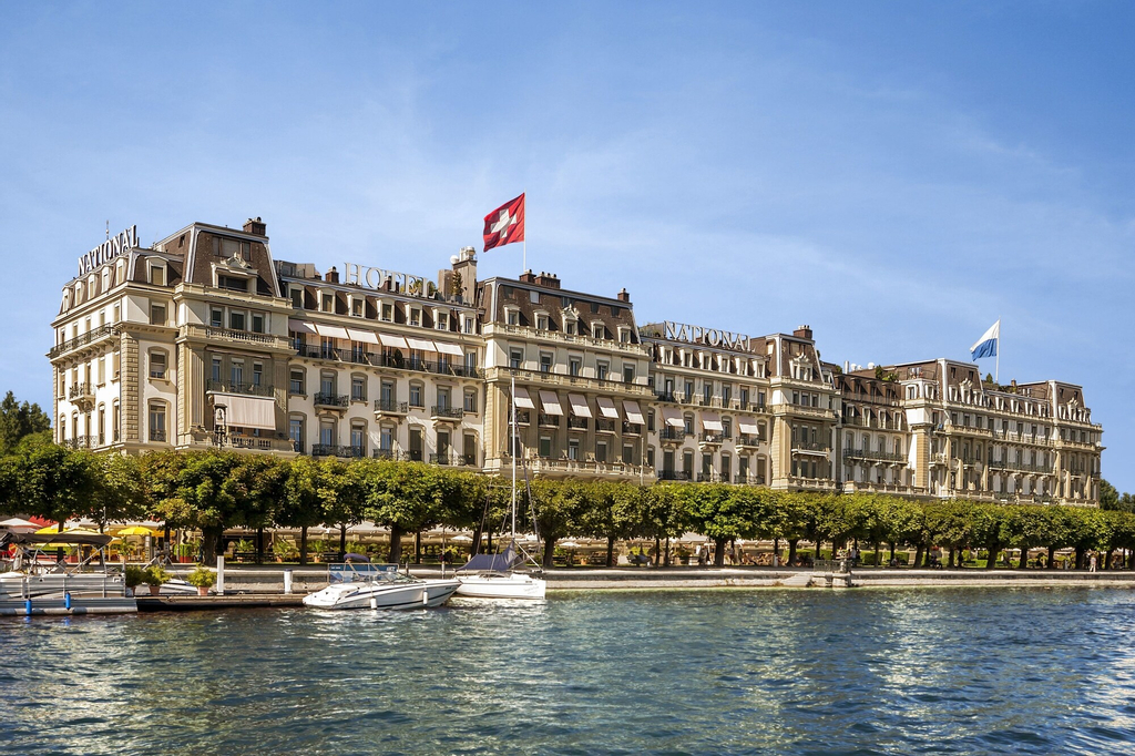 Grand Hotel National, Luzern