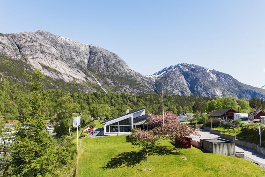 Eidfjord Fjell & Fjord Hotel, Eidfjord