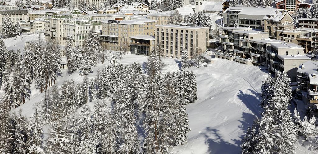 Hotel Saratz Pontresina, Maloja