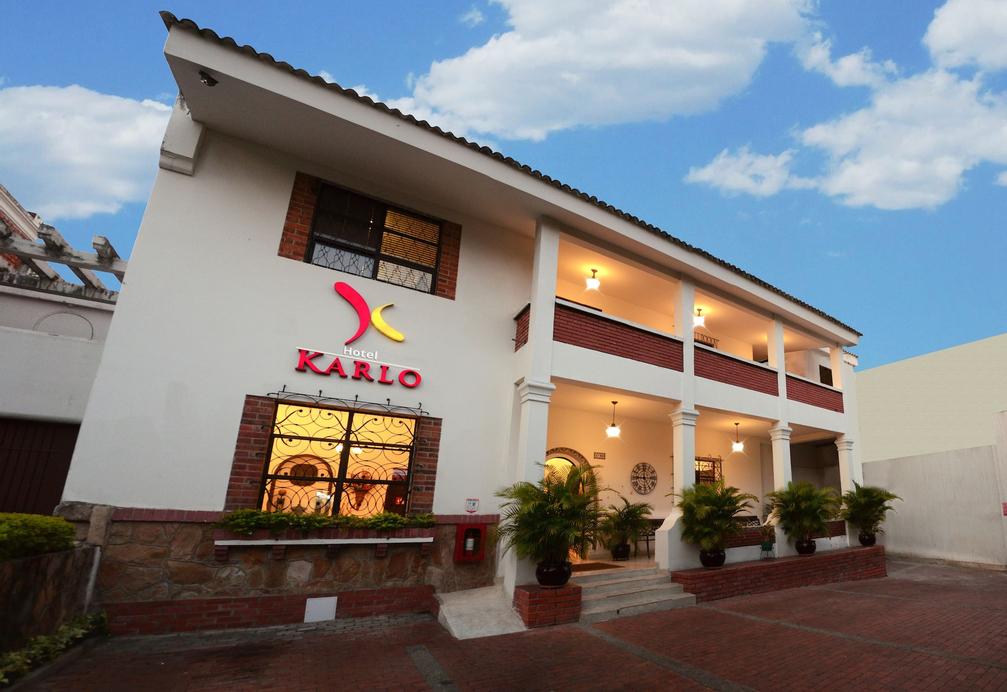 Hotel Karlo, Santiago de Cali