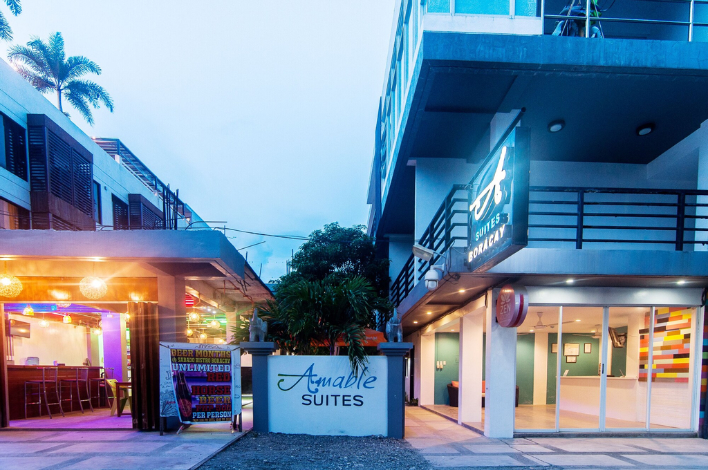 Amable Suites Hotel, Malay