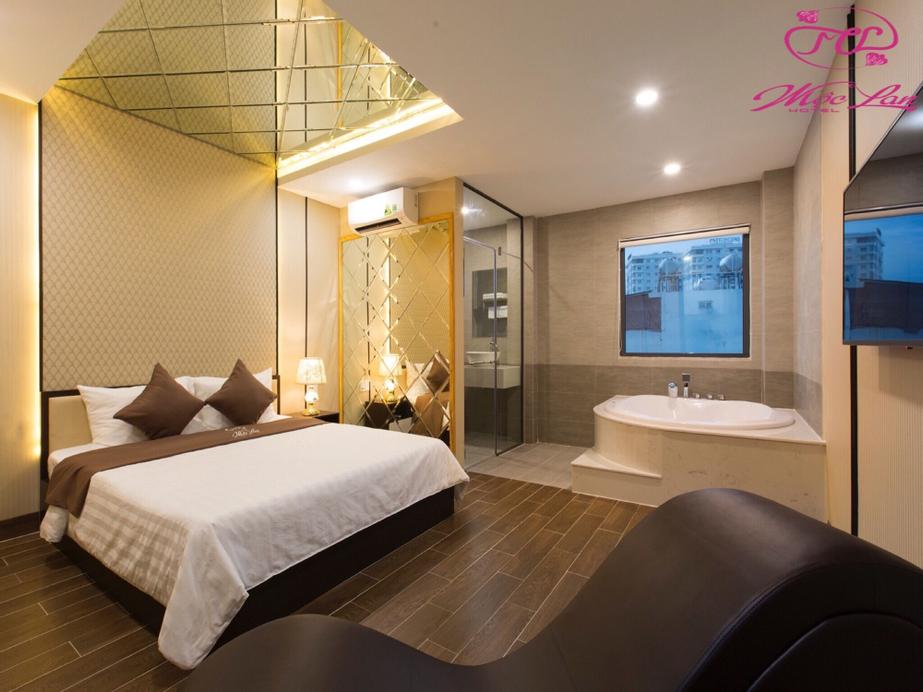 Moc Lan 4 Hotel, Phú Nhuận